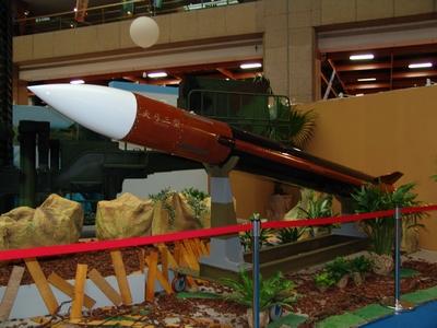 TK-3 天弓三型反戰術彈道飛彈 ATBM