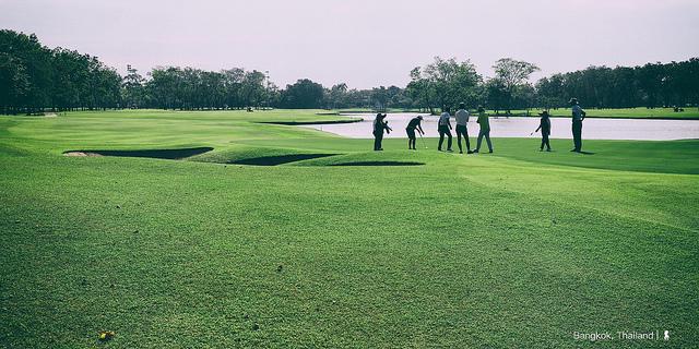 Eastin Thana City Golf Resort Bangkok