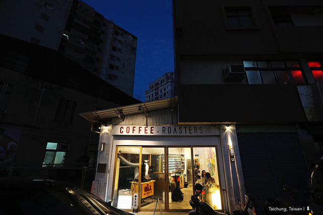 Tamp Temper Taichung Coffee