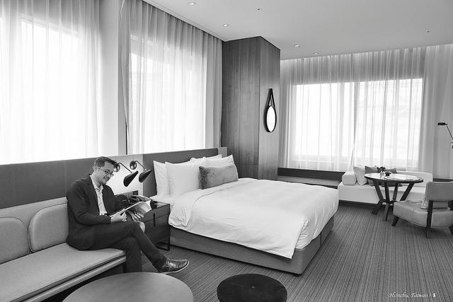 新竹英迪格酒店(Hotel Indigo Hsinchu Science Park)