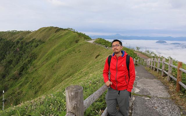 北海道摩周湖