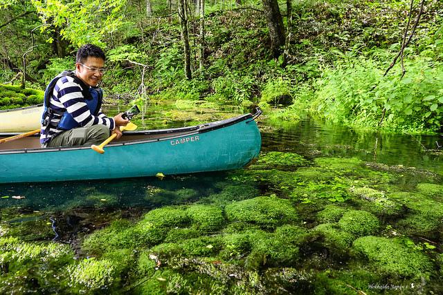 釧路川源流漂流