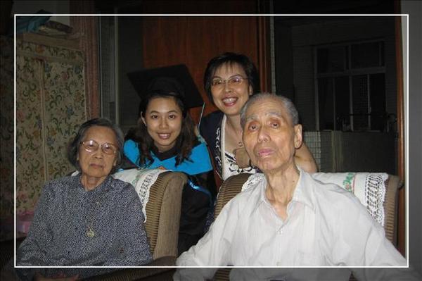 媽咪&外公、外婆