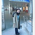 過年我們回台北搭高鐵