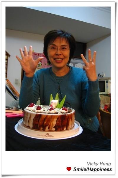 2008 媽咪生日