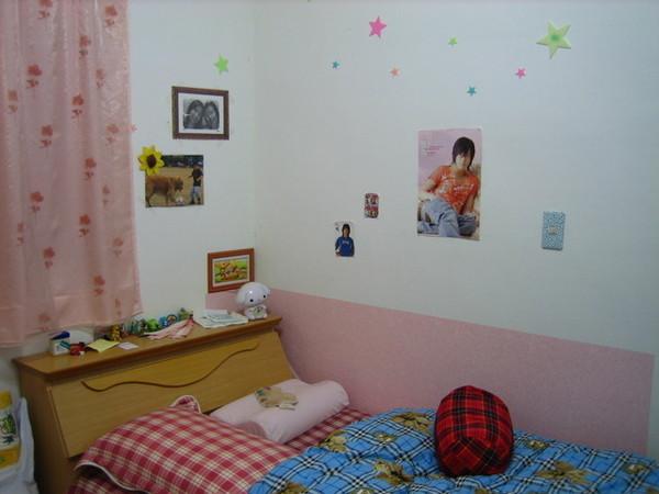 陪我在台北努力的小房間