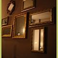 鏡子這麼多要照哪一個?