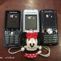 3個都是 Sony Ericsson 的顧客