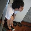 綁鞋帶可愛度100分