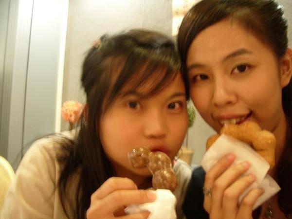Mister Donut 好吃好吃 ^^