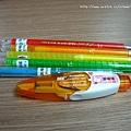我快搜集到彩虹的顏色了