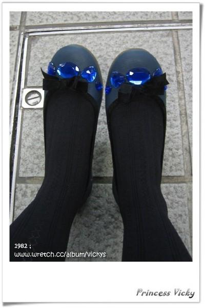 我的閃亮亮新鞋~*