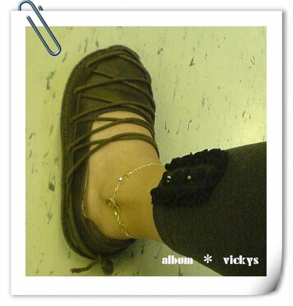 有氣質腳鏈