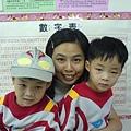 琪琪姐姐愛雙胞胎 *^^*