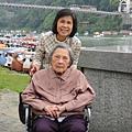 2012/04/22 阿姨&外婆