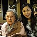 2012/04/22 琪&外婆