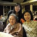 2012/04/22 Carol、阿姨&外婆