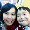 2013/01/12 我的大拇哥超可愛