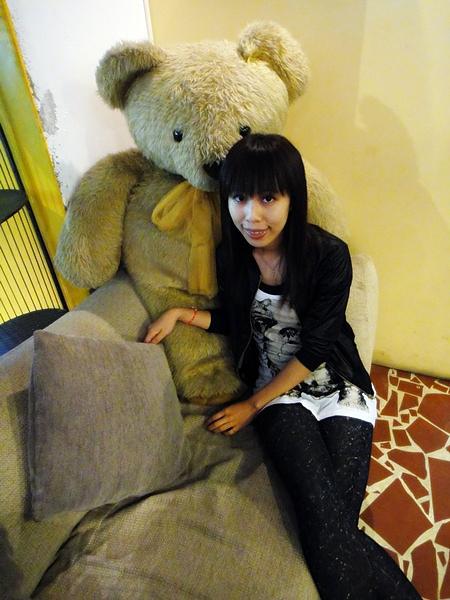 店裡的熊熊 ♥