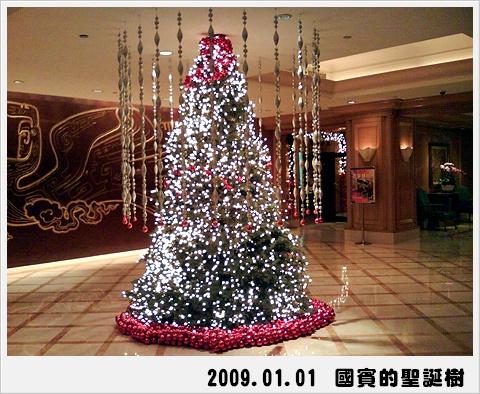 國賓的聖誕樹