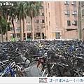 NTU 腳踏車也太多了點~