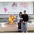 2010/02/14 年初一到清德寺祭拜曾祖母