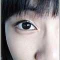 2010/03/21 今天很節制的眼線 XDDD