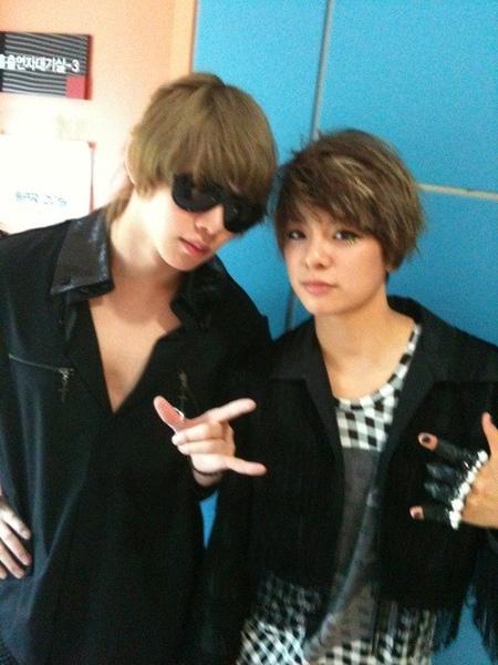 澈兒 & Amber