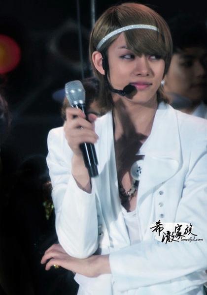 2010 Dream Concert 希澈你美到殺死我!!!!!!!!