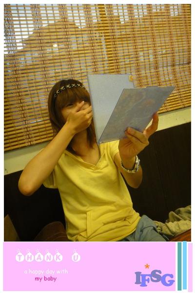 2010/06/12 秘密約會~小姐,不過就是弄個髮帶可以笑成這樣?