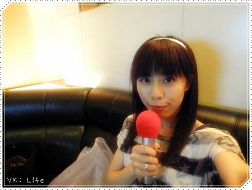 2010/08/19 和寶貝Yuki唱歌去~