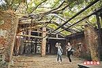 景觀獨特的安平樹屋 6.23..jpg