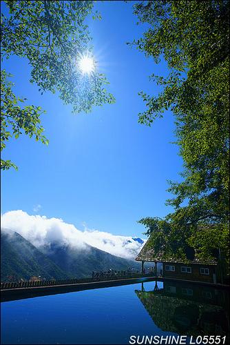 雪山登山口池水2 11.25..jpg