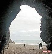 觀音海岸的海蝕洞 4.29..jpg