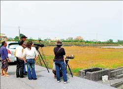 各地的生態攝影家扛「大砲」 6.1..jpg