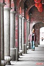 頭城老街的古厝迴廊 6.25..jpg