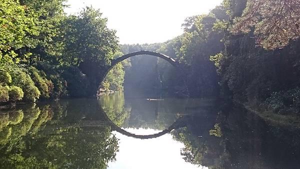 德國的拱橋