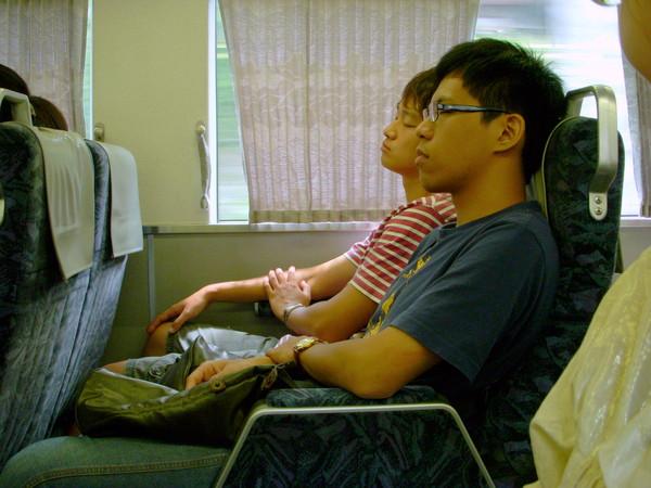 京阪神我好累之電車篇