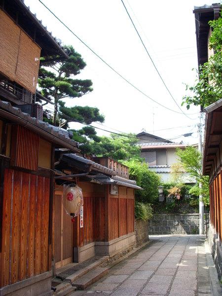 京都的感覺真的很古老