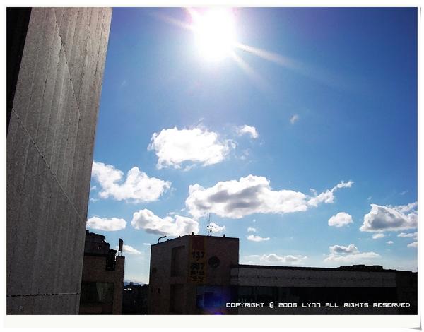 另一角藍天