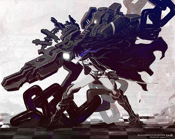 saitom - BLACK★ROCK SHOOTER Lv.Q.jpg