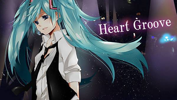 hatsuko - Heart Groove.jpg