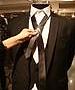 雙結基本領帶怎麼打2