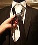 雙結基本領帶怎麼打4