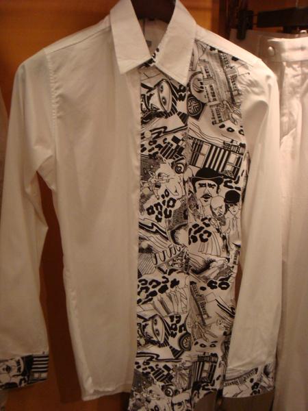 單片設計衫