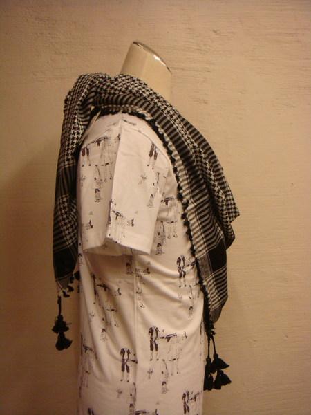122cm正方大方巾h
