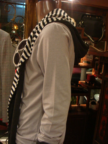 帽型圍巾2