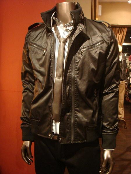 時裝短版夾克