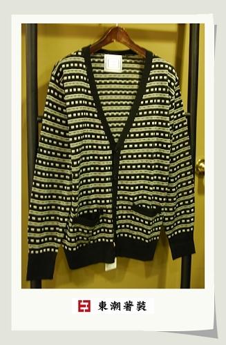 日本造型針織外套