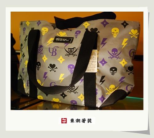 日本顝顱造型提包